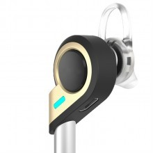 OEM-BL173 Hands Free Bluetooth V4.1 In-ear Mono Metal Earphone with Mic