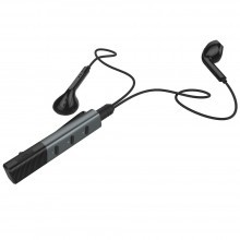 OEM-BL178 Clip type wireless headset music player with metal clamp design