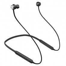 OEM-BL182 OEM stereo metal sports anc in ear active noise cancelling bluetooth earphone