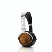 OEM-BL186 Hands-free Calls Bluetooth Earphones Wireless Sports CE Wooden Headphones