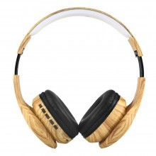 OEM-BL199 High Quality Wooden finish Wireless Headphones