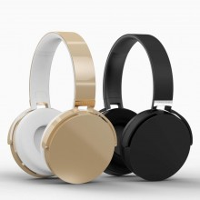 OEM-BL212 New arrival Headphone Over-Ear Wired Wireless Headphones Foldable Stereo